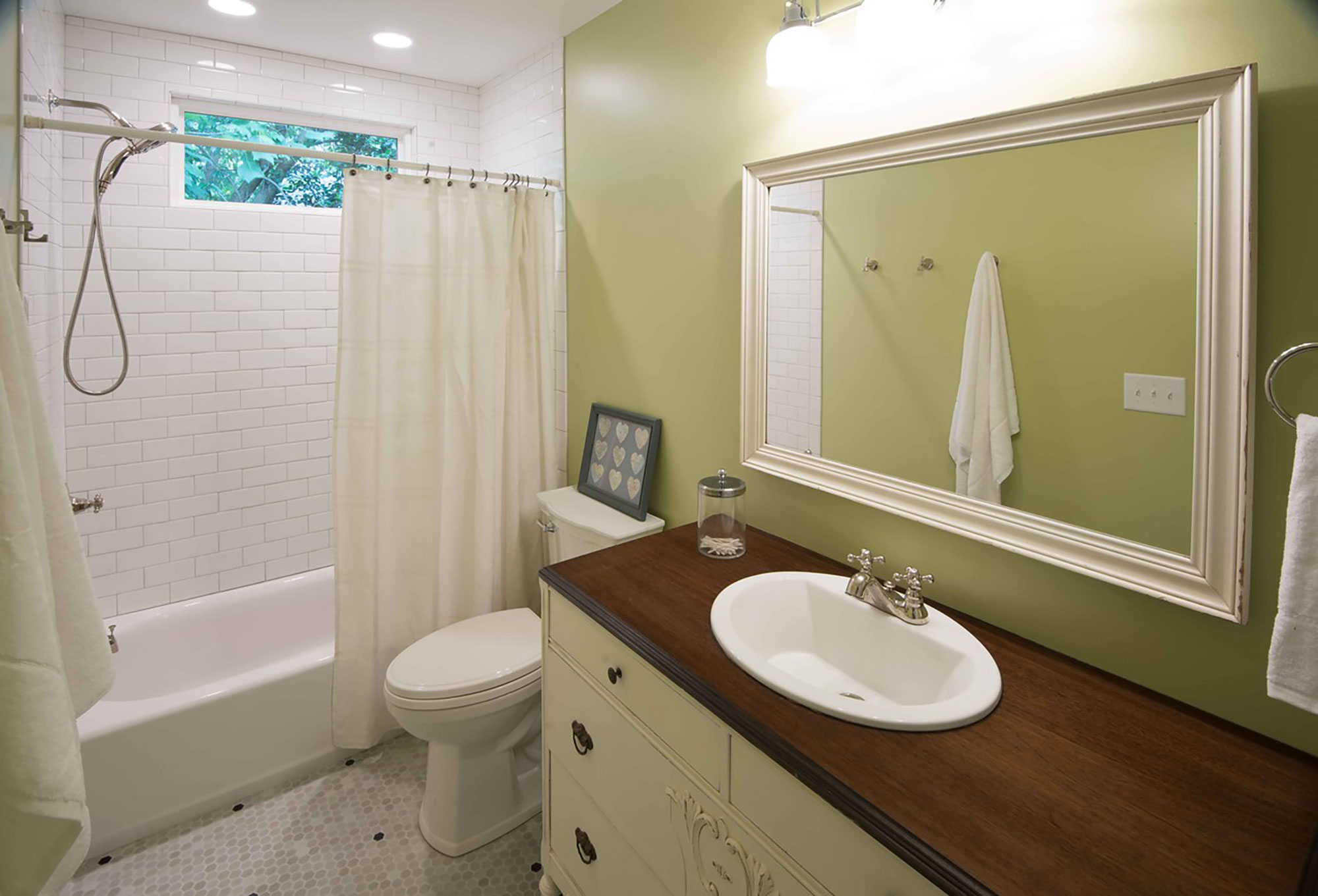 master bathroom remodel; Raleigh