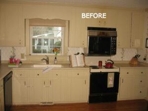 Wilson kitchen before 1