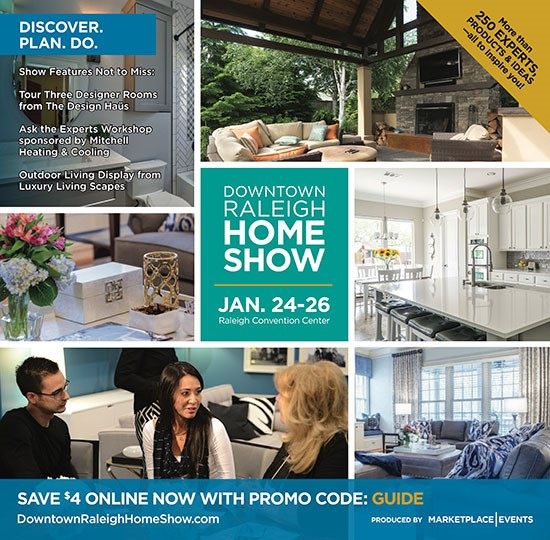 2020 Downtown Raleigh Spring Home Show