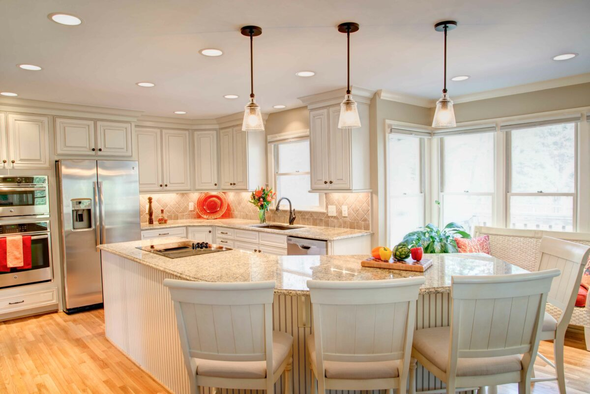 A New Layout in This Kitchen Makeover
