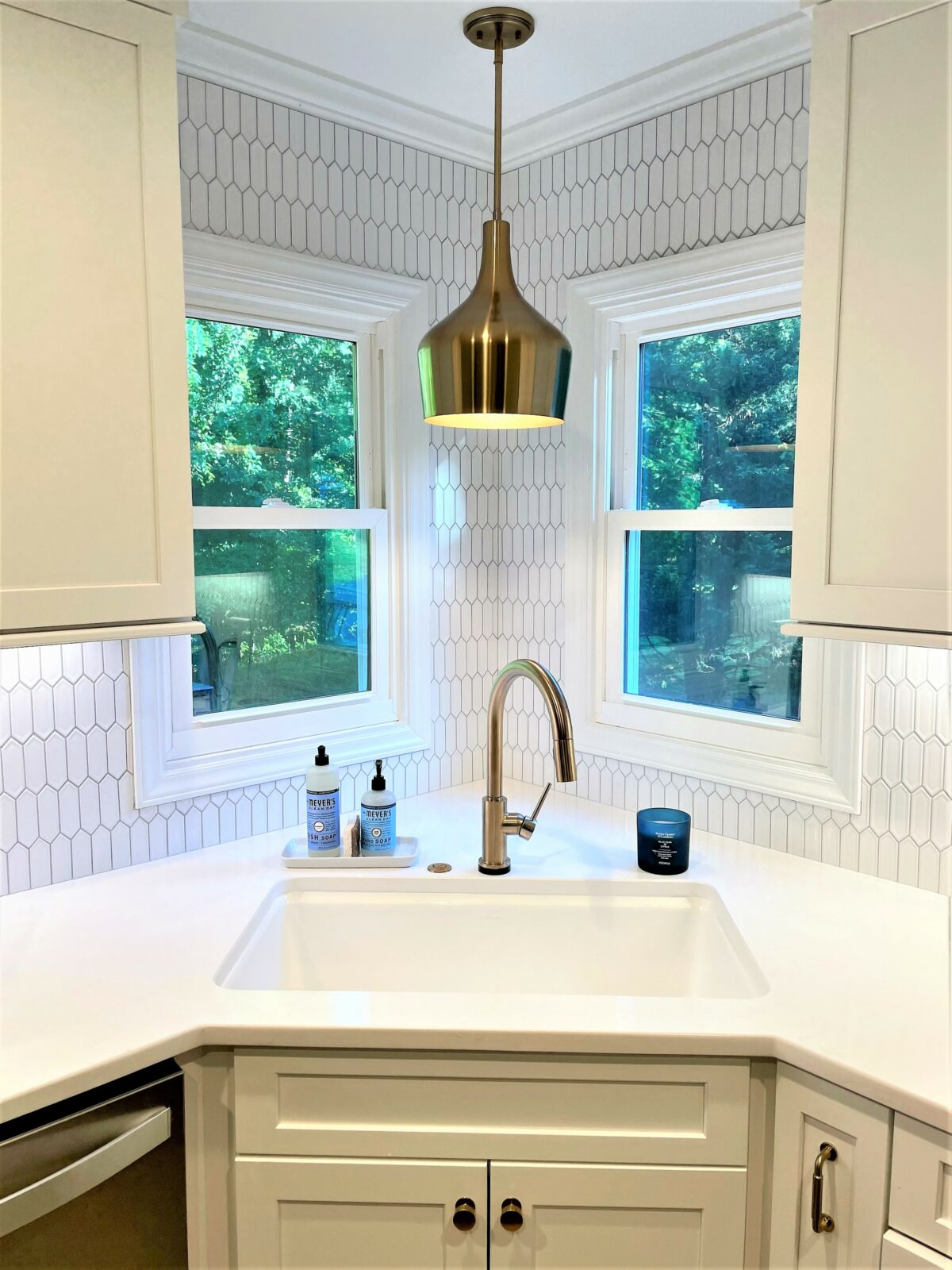 Remodeling My Home:  When Designer Becomes the Client